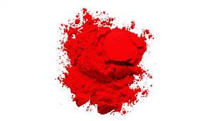 Пигмент сухой органический красный EB. Color Index P.R.122