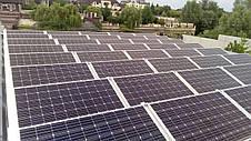 Солнечная  электростанция Зеленый тариф 25кВт PREMIUM EVRO под ключ с документальным оформлением и монтажом, фото 3
