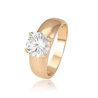 Кольцо ХР Gold filled 18k р. 22