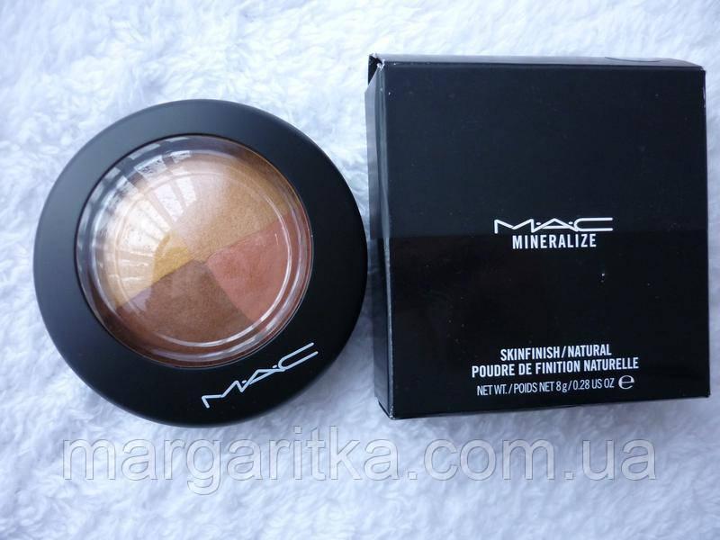 Хайлайтер-бронзер MAC Mineralize (Копия)Мак минерализ