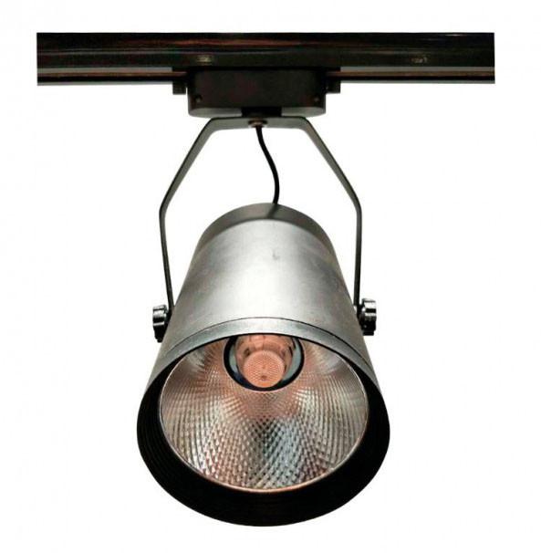 Светильник трековый Ultralight TRL220 20W черный LED