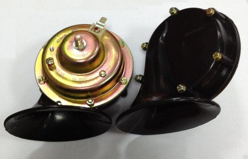 Сигнал звуковой (пара) С306/С307