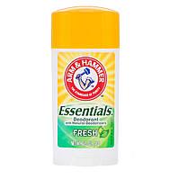 Дезодорант Arm & Hammer Essentials Natural Deodorant For Men and Women, Fresh