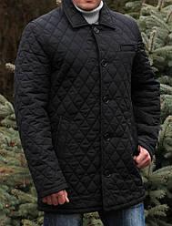 Стильна чоловіча куртка демісезонна під піджак