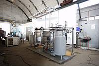 Пастеризационно-охладительные установки