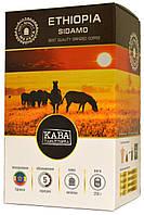 """Кава Характерна мелена """"Ethiopia Sidamo"""" 250г.10шт. м/у картон"""