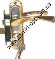 Ручка-защелка на Планке HI-LUKE LP 04-H20 SN/GP