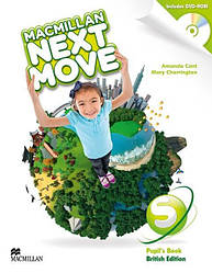 Macmillan Next Move Starter Pupil's Book with DVD-ROM