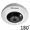 IP видеокамера 5Мп FishEye Hikvision DS-2CD2955FWD-IS (1.05 мм)
