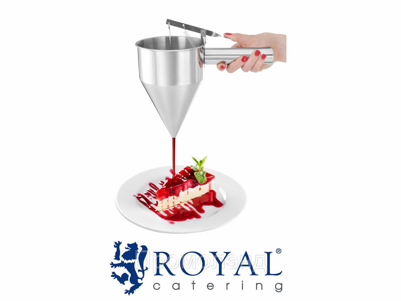 Смеситель для соусов 1,3 литра ROYAL