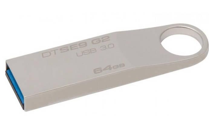 USB флеш накопитель Kingston 64Gb DataTraveler SE9 G2 USB 3.0 (DTSE9G2/64GB), фото 2