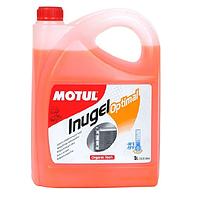 Готовая к использованию охлаждающая жидкость для автомобилей G12 -37°C MOTUL Inugel Optimal 5л. 102924/817306