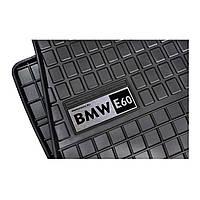Резиновый коврик BMW E60 2004, фото 1
