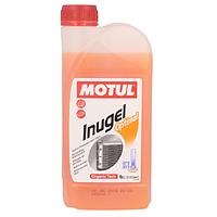 Готовая к использованию охлаждающая жидкость для автомобилей G12 -37°C MOTUL Inugel Optimal 1л. 102923/817301