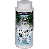 Раствор магния (Magnesium) с ягодами, Source Naturals, 141,7 г