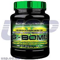 Scitec Nutrition G-Bomb 2.0 Глютамин аминокислота для роста мышц спортивное питание