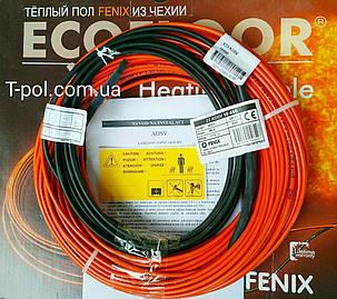 Нагревательный тонкий кабель Fenix adsv10 600Вт 63,9м чехия на 4 м2, фото 2