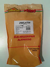 Желатин говяжий 250 блюм 1кг/упаковка