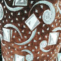 Мебельный велюр Бельгийка производства Турция качественная ткань сублимация 5043