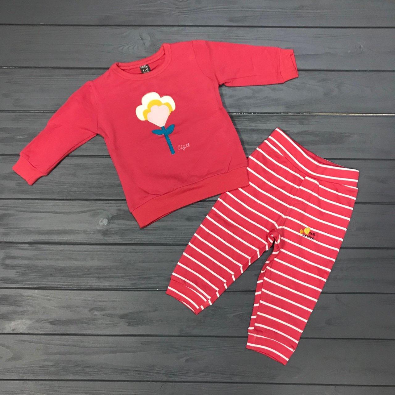 Детская одежда оптом Костюм  для малышей оптом р.0-2 лет