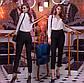 "Утеплённые женские брюки МОМ на флисе 41222 ""Креп Чинос"", фото 2"