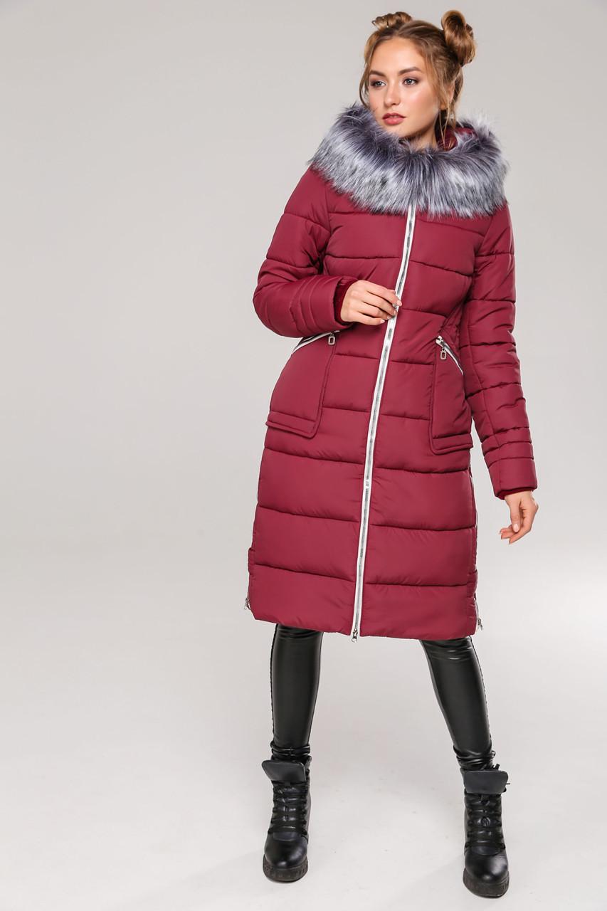 Зимнее модное пальто Пелагея - Интернет-магазин