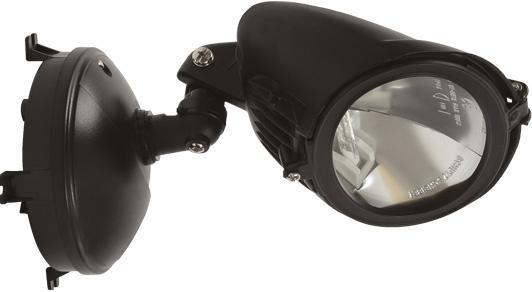 Прожектор осветительный галогенный FARE SL-150R-F-B 150Вт чёрный
