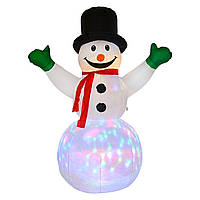 Надувной Снеговик 1,8 M