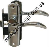 Ручка-защелка на Планке HI-LUKE BK28-H33 SN/CP