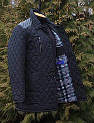 Чоловічі куртки великих розмірів демісезонні розміри 56-64