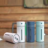 Увлажнитель и ночник 2 в 1 Diamond Cup Humidifier