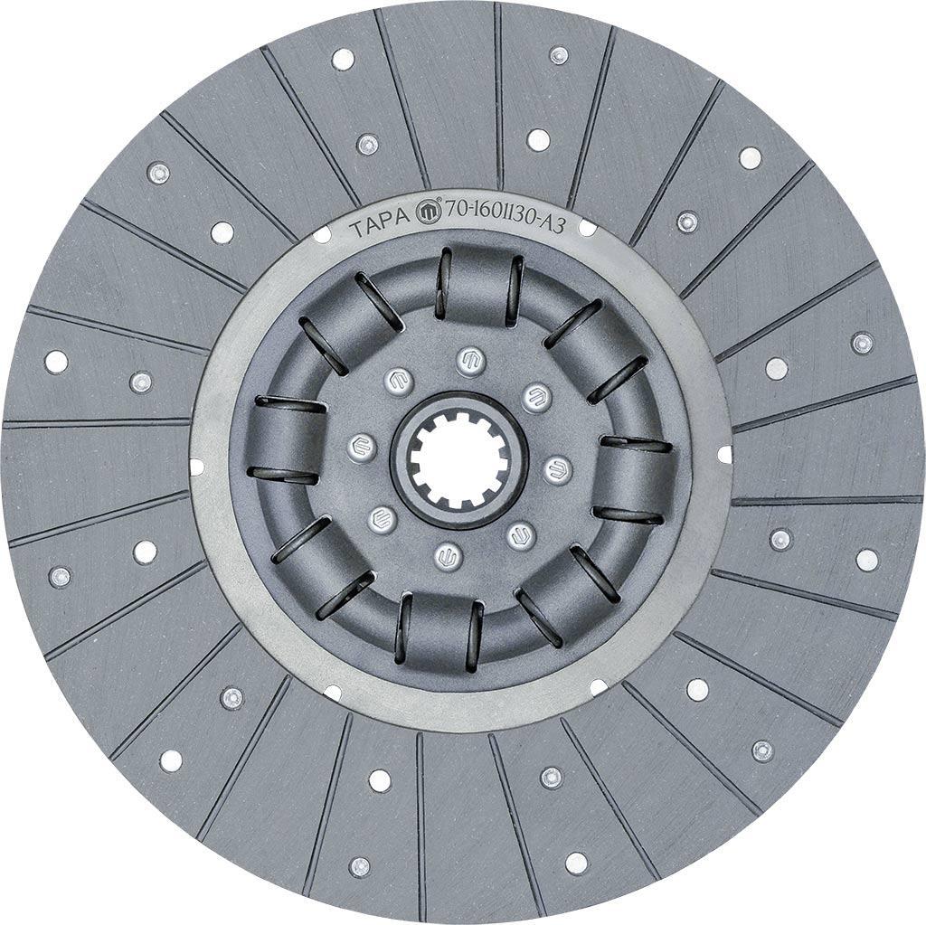 Диск сцепления МТЗ-80 на пружинках - 70-1601130-А3
