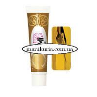 Гелевая краска ЕМИ Золотое литьё, GLOSSEMI, 5 г