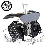 Насадка культиватор - грунтофрез на комбі-системи Stihl KM 55 (46017405000)