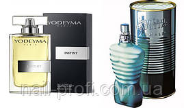 Парфюмированная вода Instint от Yodeyma 100мл(в стиле Le Male-Jean Paul Gaultier)