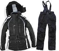 Лыжный костюм BLACK, фото 1