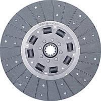 Диск зчеплення МТЗ-80 на гумках - 70-1601130