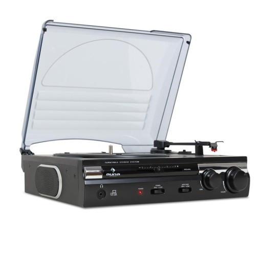 Радио-проигрыватель дисков Auna 182TT
