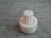 Шестеренка пластмассовая малая для мясорубок Moulinex (грибок) Tefal LE HACHOIR TF005