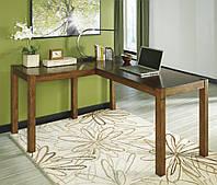 Стол письменный компьютерный из  дерева 070