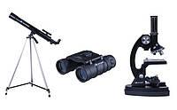 Телескоп + микроскоп + бинокль OPTICON, фото 1
