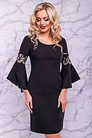Вечернее гламурное платье / Размер M, L, XL , XXL /P7А6В1 - 3029