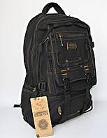 Рюкзак Gold be чорний 38L