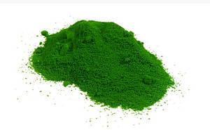 Пигмент сухой органический фталоцианиновый зеленый DS. Color Index P.G.7
