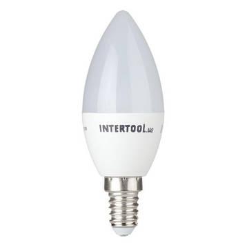 Светодиодная лампа LED 3Вт, E14, 220В, INTERTOOL LL-0151, фото 2