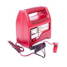 Устройство зарядное для аккумуляторов 6/12 В INTERTOOL AT-3014, фото 2