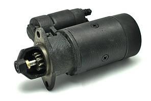 Електростартер для мотоблока, мототрактора 10 зубов, посадка 75мм (двигатель R190,R192,R195),