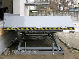Грузоподъемность платформы — 1000 кг.