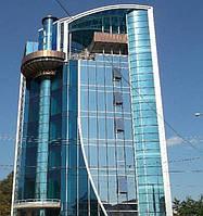 Проектирование и строительство офисного центра, торгового павильона