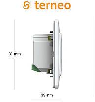 Терморегулятор для теплого пола Terneo PRO (программируемый), Украина, фото 3